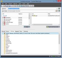 Cyotek Webcopy 1.0.3.1, Browsing secara offline